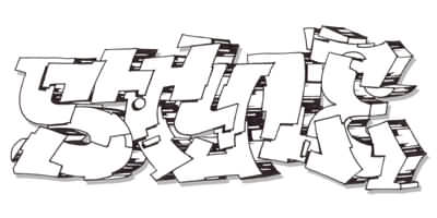 Transparent Style Graffiti Alphabet Myblog 39 S Blog